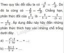 Bài 28 trang 49 SGK Toán 8 tập 1