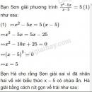 Bài 29 trang 22 sgk toán 8 tập 2