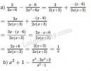 Bài 30 trang 50 SGK Toán 8 tập 1