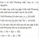 Bài 40 trang 31 sgk toán 8 tập 2