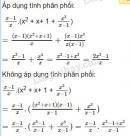 Bài 40 trang 53 SGK Toán 8 tập 1
