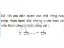 Bài 41 trang 53 SGK Toán 8 tập 1