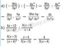 Bài 42 trang 54 SGK Toán 8 tập 1