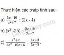 Bài 43 trang 54 sách giáo khoa toán 8 tập 1