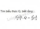 Bài 44 trang 54 sách giáo khoa toán 8 tập 1