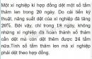 Bài 45 trang 31 SGK Toán 8 tập 2