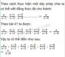Bài 45 trang 55 sách giáo khoa toán 8 tập 1