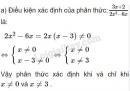 Bài 54 trang 59 SGK Toán 8 tập 1