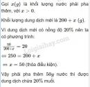 Bài 55 trang 34 SGK Toán 8 tập 2