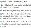 Bài 7 trang 40 sgk toán 8 tập 2