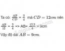 Bài 2 trang 59 - Sách giáo khoa toán 8 tập 2