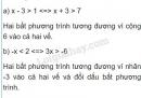 Bài 21 trang 47 sgk toán 8 tập 2