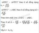 Bài 24 trang 72 - Sách giáo khoa toán 8 tập 2