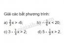 Bài 25 trang 47 sgk toán 8 tập 2