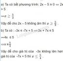 Bài 29 trang 48 SGK Toán 8 tập 2
