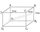 Bài 3 trang 97 sgk toán lớp 8 - tập 2