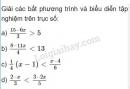 Bài 31 trang 48 SGK Toán 8 tập 2