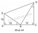 Bài 37 trang 79 SGK Toán 8 tập 2