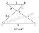 Bài 38 trang 79 - Sách giáo khoa toán 8 tập 2