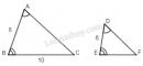 Bài 45 trang 80 - Sách giáo khoa toán 8 tập 2
