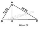 Bài 49 trang 84 - Sách giáo khoa toán 8 tập 2