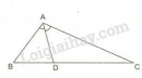 Lý thuyết tính chất đường phân giác của tam giác
