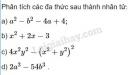 Bài 1 trang 130 sgk toán 8 tập 2