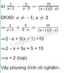 Bài 10 trang 131 sgk toán 8 tập 2