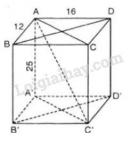 Bài 10 trang 133 sgk toán 8 tập 2