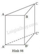 Bài 21 trang 109 sgk toán lớp 8 - tập 2