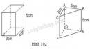 Bài 23 trang 111 sgk toán lớp 8 - tập 2