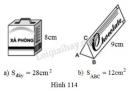 Bài 34 trang 116 SGK Toán 8 tập 2
