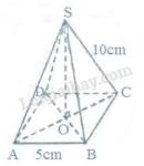 Bài 42 trang 121 sgk toán lớp 8 - tập 2