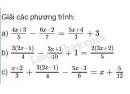 Bài 7 trang 130 SGK Toán 8 tập 2