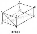 Bài 9 trang 100 sgk toán lớp 8 - tập 2