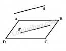 Lý thuyết hình hộp chữ nhật (tiếp theo)