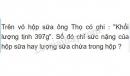 Bài C1 trang 18 sgk vật lý 6
