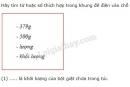 Bài C3 trang 18 sgk vật lý 6
