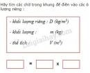 Câu 3 trang 37 - Sách giáo khoa vật lí 6