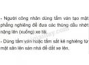 Bài C3 trang 45 SGK Vật lí 6