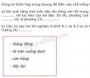 Bài C4 trang 28 SGK Vật lí 6