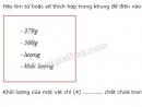 Bài C6 trang 18 sgk vật lý 6