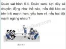 Bài C6 trang 22 SGK Vật lí 6