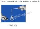 Bài C1 trang 58 SGK Vật lí 6