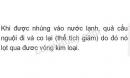 Bài C2 trang 58 SGK Vật lí 6