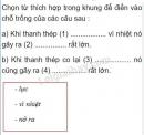 Bài C4 trang 66 sgk vật lí 6