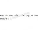 Bài C5 trang 70 SGK Vật lí 6