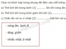 Bài C6 trang 63 SGK Vật lí 6