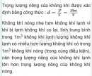 Bài C8 trang 63 SGK Vật lí 6