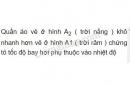 Bài C1 trang 80 SGK Vật lí 6